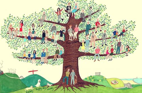 Drzewo genealogiczne - czego można się z niego dowiedzieć?