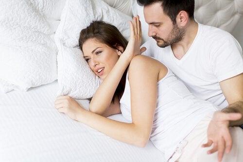 Problemy z seksem