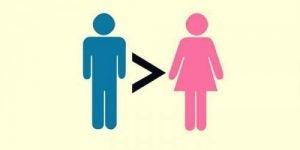 Mężczyzna lepszy od kobiety?