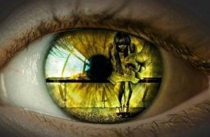 Oko widzi przemoc