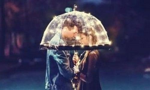 Obiecuję, że będę Cię kochać. Zaopiekuje się Tobą na zawsze