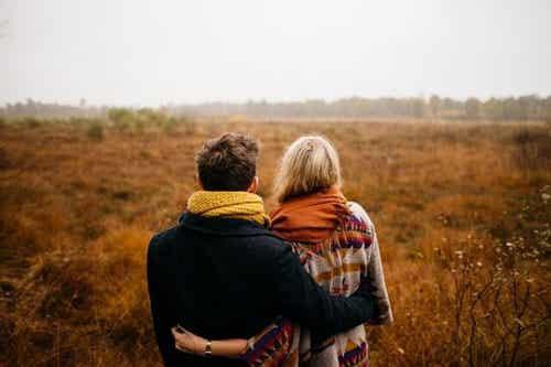 Miłość nie wymazuje przeszłości, ale zmienia przyszłość