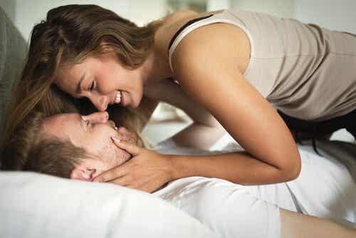 Częstszy seks jest dobry dla Twojej relacji