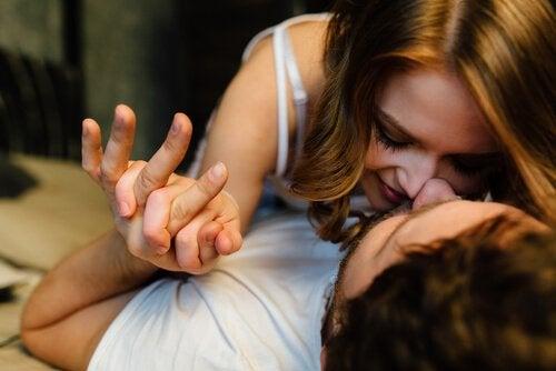 Fantazje seksualne - masz je kiedy się kochasz?