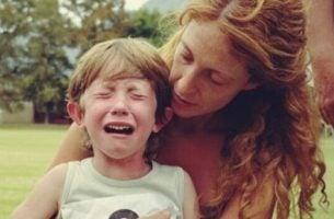 Płaczące dziecko - techniki