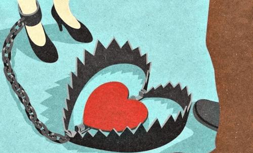 Uzależnieni od związków - choroba z miłości