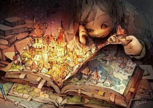Terapia narracyjna - czytanie książki