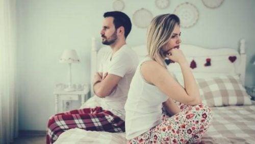 Kryzys w związku – cztery jego rodzaje w stabilnej relacji