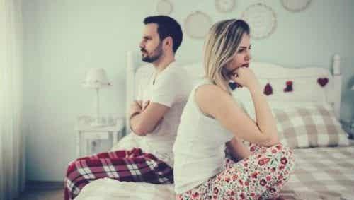 Kryzys w związku - cztery jego rodzaje w stabilnej relacji