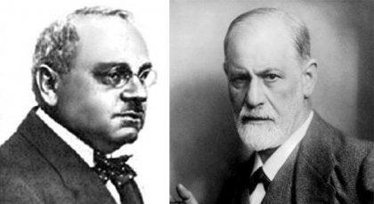 Adler i Freud