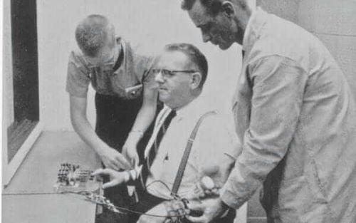 Eksperyment Milgrama - badany