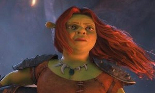 Królewna Fiona jest swoją własną bohaterką