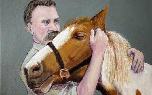 Friedrich Nietzsche - dlaczego objął konia i się rozpłakał?