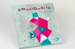 książka o emocjach - alfabet emocjonalny
