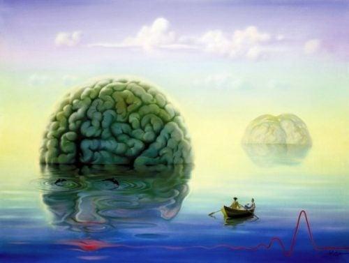Mózg w wodzie