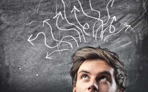 Procesy poznawcze - człowiek myśli