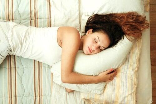 Przykład dobrego snu