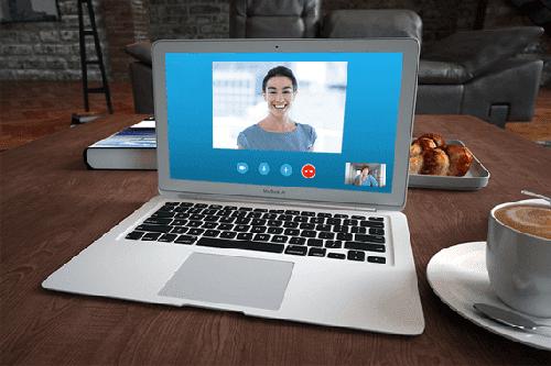 Rozmowa przez Skype