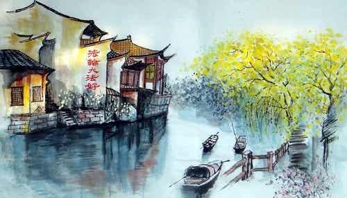 Starodawna historia Zen czyli przejść przez rzekę