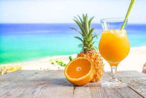 Drink nad morzem