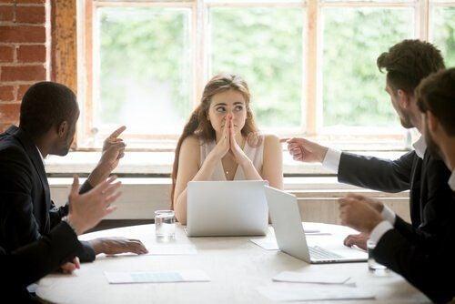 Spotkanie w pracy