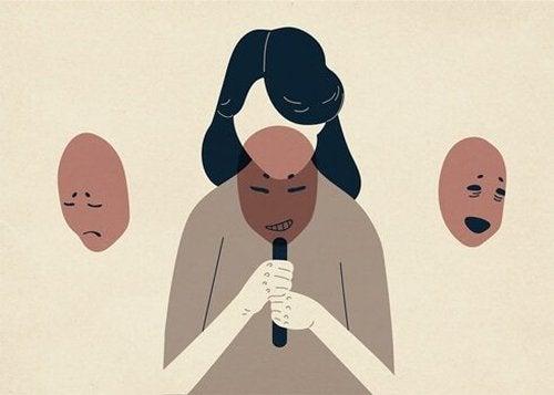 Narcyzm patologiczny – poznaj trzy maski, jakimi się posługuje