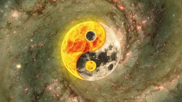 Yin Yang planety