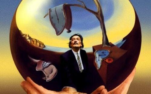 Salvador Dali i jego sposób na to, aby obudzić naszą kreatywną stronę