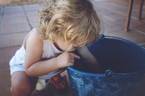 Dziecko odkrywa świat