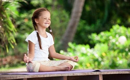 Uważność dla dzieci - nauka panowania nad emocjami
