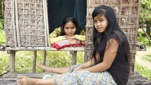 Dziewczyny z wyspy Trobriand