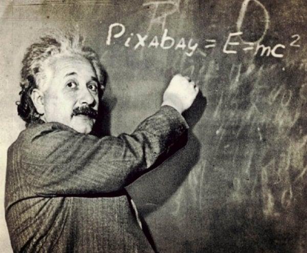 Albert Einstein, jedna z najważniejszych osób z dziedziny nauki