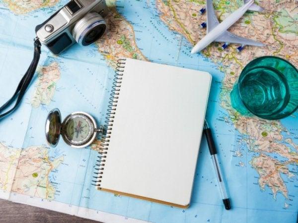 gadżety podróżnicze - podróżowanie