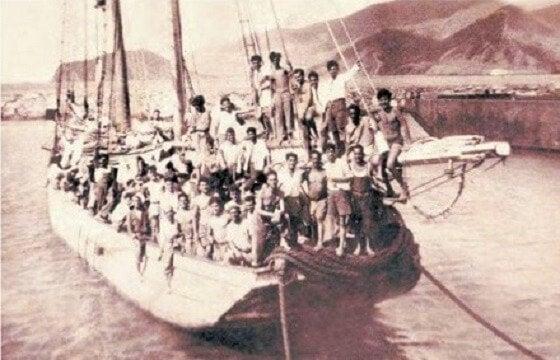 nielegalni hiszpańscy imigranci