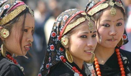 Kobiety z Nepalu