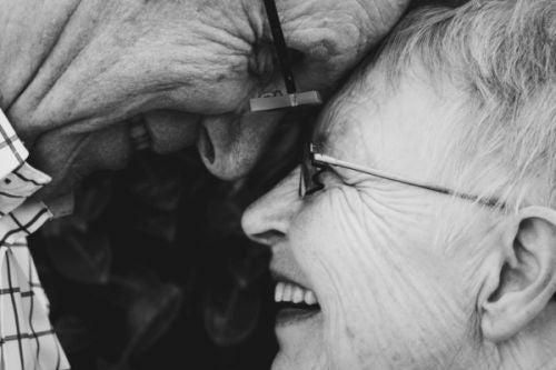 Korzyści z obecności dziadków - szczęście