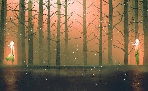 Niezwykły las