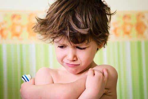 Napady złości u dzieci: jak im zapobiegać