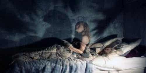 Paraliż senny: przerażające doświadczenie