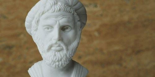 Pitagoras - teorie filozoficzne