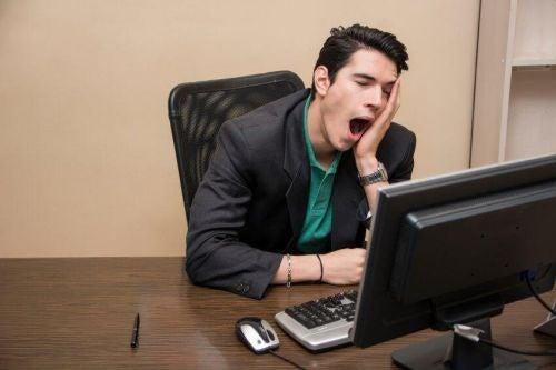 Wynudzenie zawodowe: przeciwieństwo wypalenia