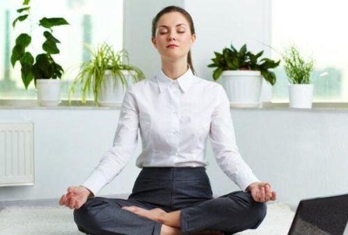 Rodzaje psychoterapii - medytacja