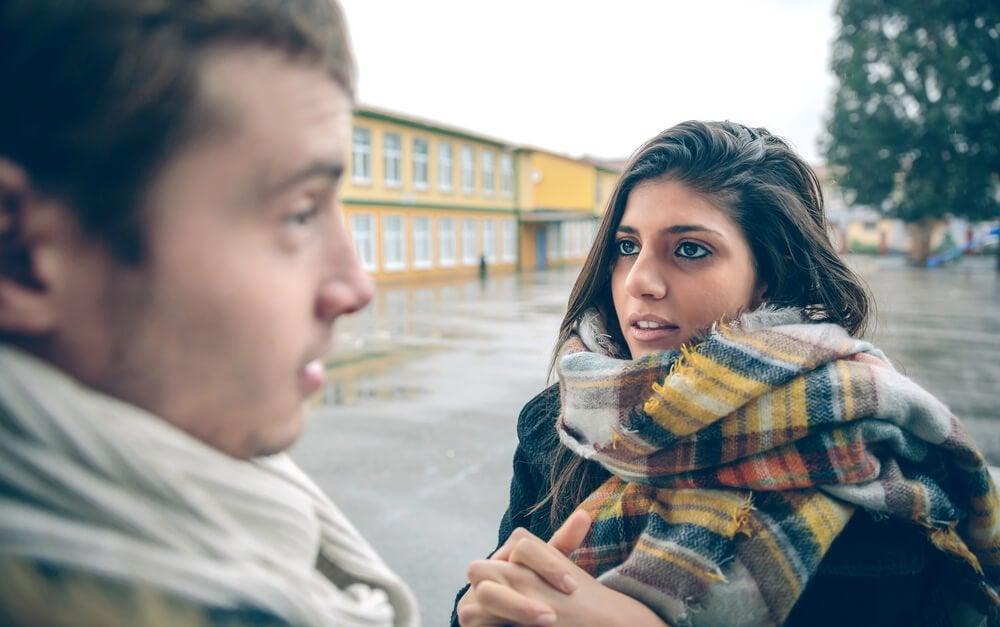 Rozmowa dwojga ludzi