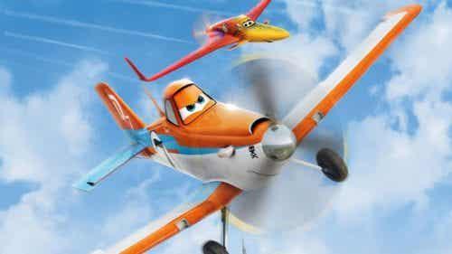 Samoloty - wspaniały film o pokonywaniu przeciwności