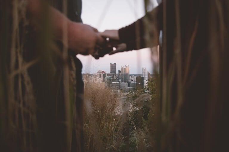 Miłość i miasto