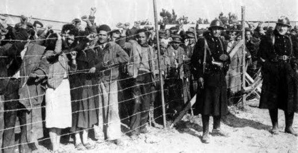 hiszpańscy uchodźcy