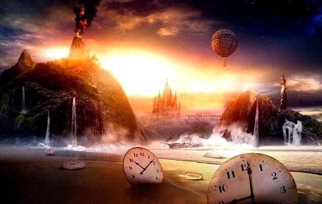 Obraz - zegary