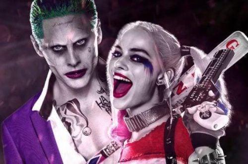 Harley Quinn i Joker – związek toksyczny