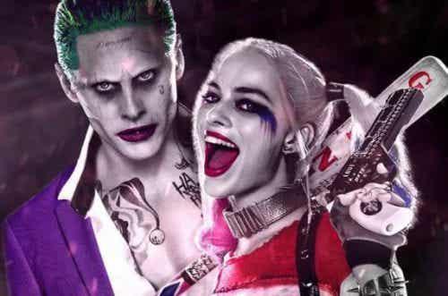 Harley Quinn i Joker - związek toksyczny
