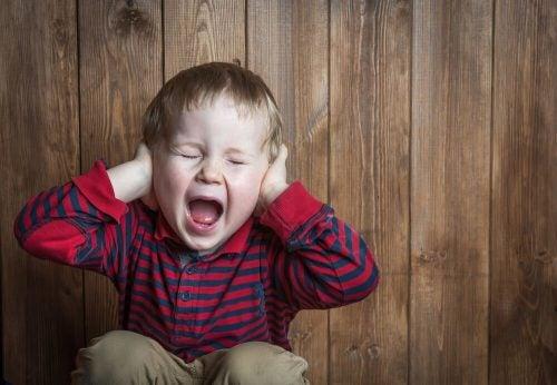 Atak histerii u dziecka – jak sobie poradzić?